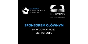 EcoWipes supports football teams from Nowy Dwór Mazowiecki - EcoWipes